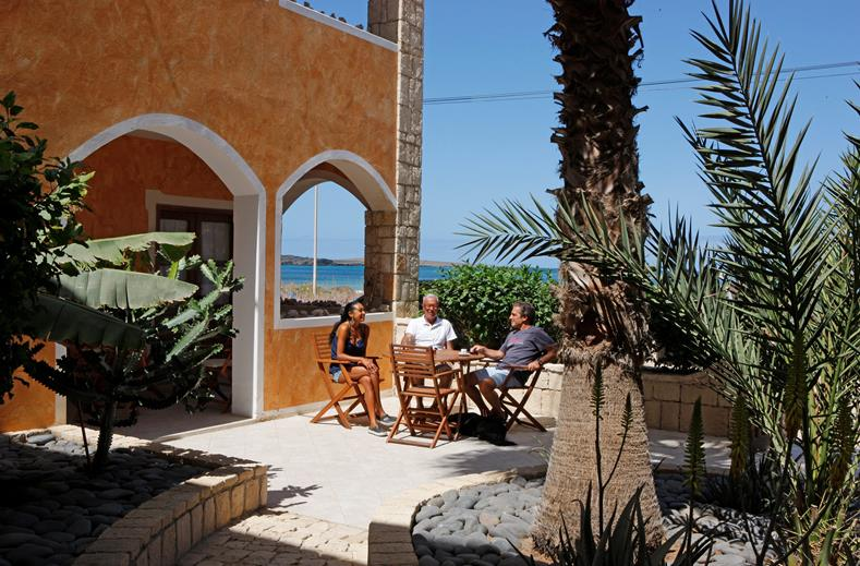 Hotel Ca Nicola Boa Vista terras