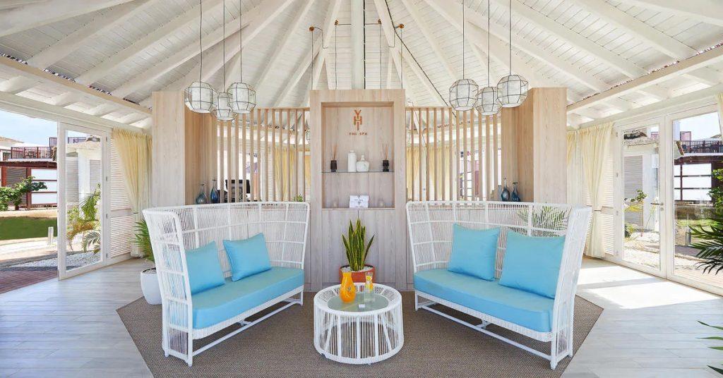 Hotel Melia Llana Beach Resort Sal spa wellness