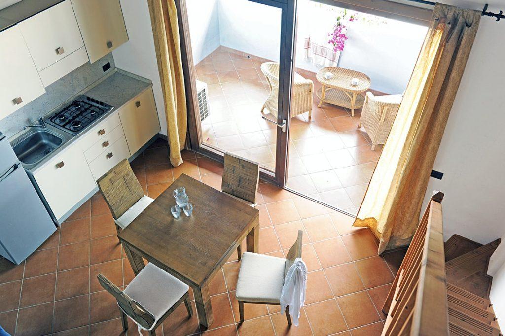 Hotel Porto Antigo Sal eettafel