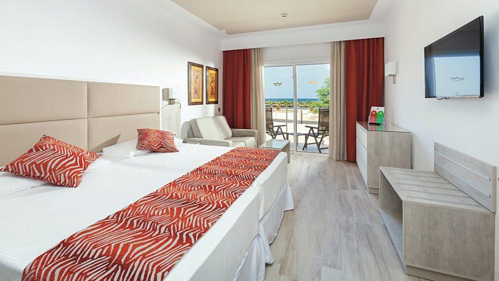 Hotel RIU Cabo Verde Sal kamer tuin