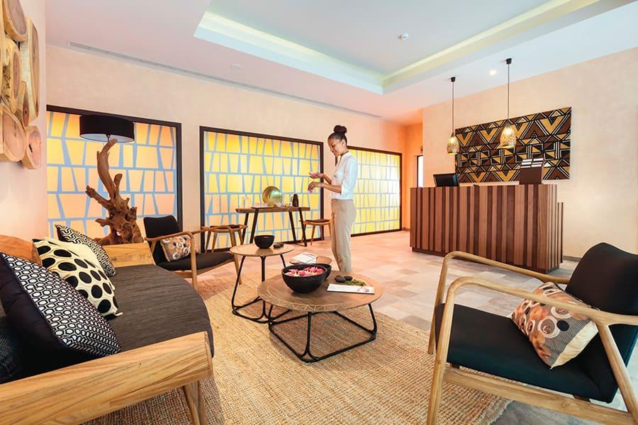 Hotel RIU Funana Sal spa wellness