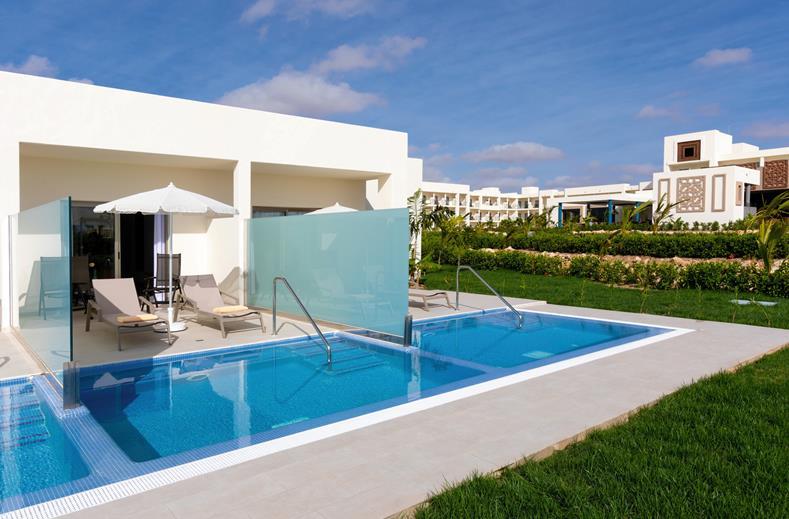 Hotel Riu Palace Boavista swim-up kamer