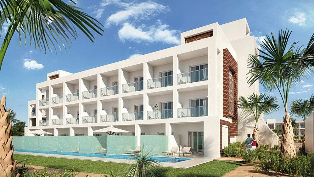 Hotel RIU Palace Santa Maria Sal appartementen