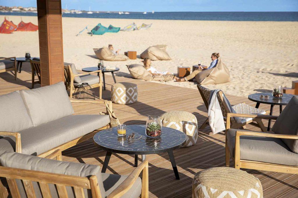 Hotel Robinson Club Cabo Verde Sal beach bar