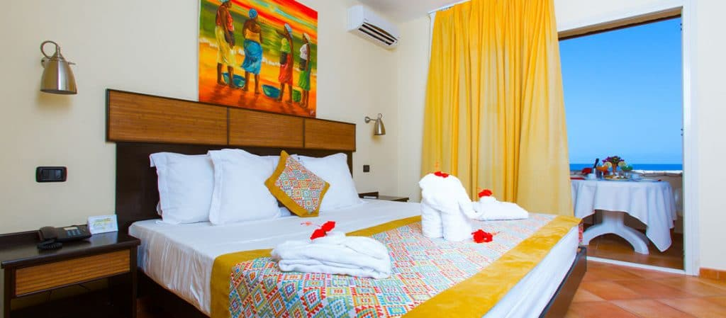 Hotel Royal Horizon Boa Vista tweepersoonsbed