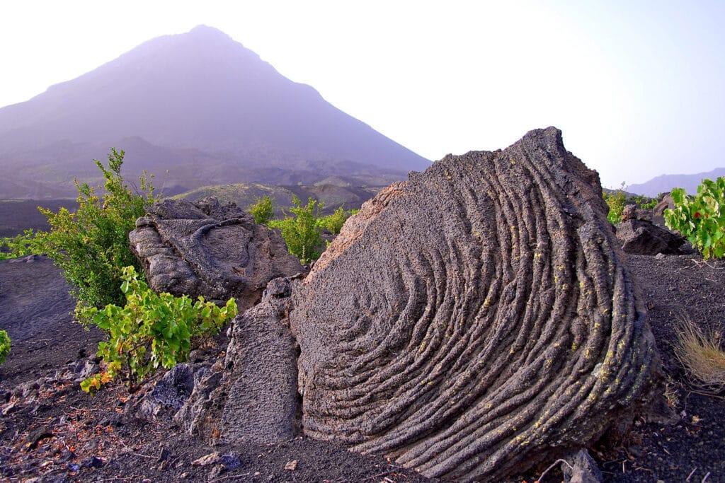 Kaapverdië Fogo wandelparadijs