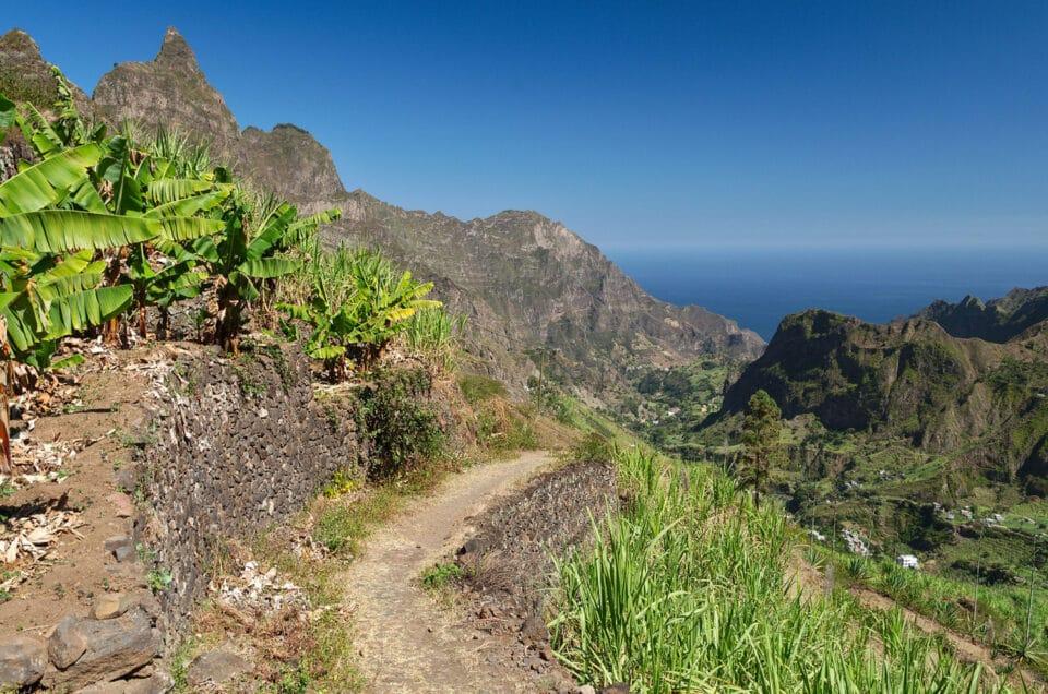 Kaapverdië Santo Antao wandelen
