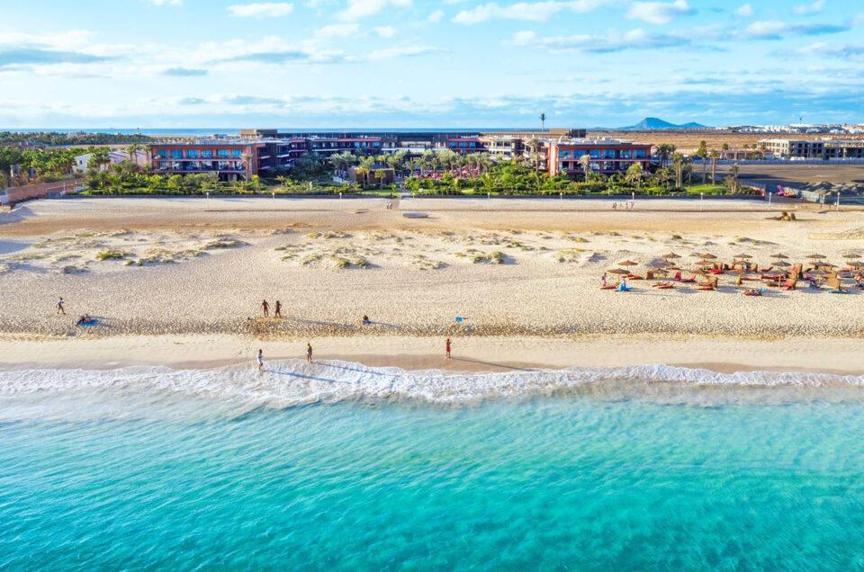 Hotel Hilton Cabo Verder Sal resort, Kaapverdië Santa Maria, strand