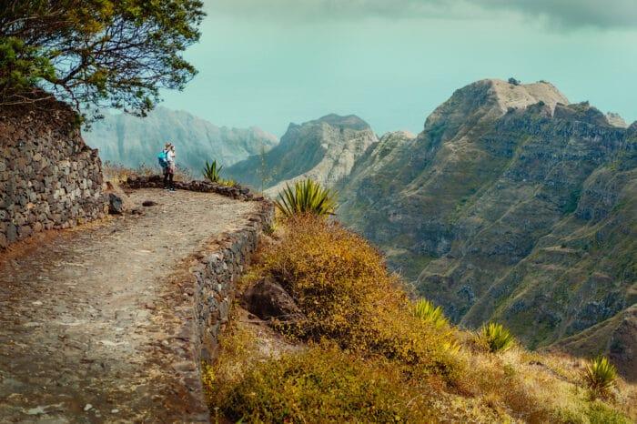 8-daagse wandelvakantie Santo Antão