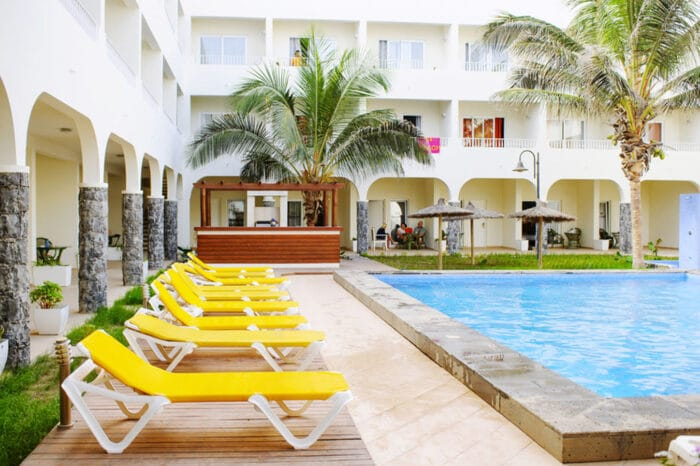 Ouril Hotel Pontao