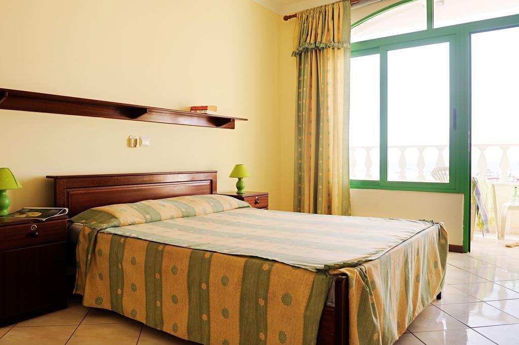 Sal Kaapverdië Hotel Nha Terra kamer